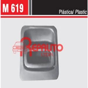 MANIJA EXTERIOR PUERTA LAT. FIAT DUCATO 06+