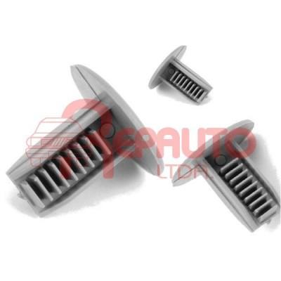 CLIPS DE TAPIZADO (KIT) 077.P0042P (3 UNIDADES) CHEVROLET ASTRA 99/10, CORSA 94/11