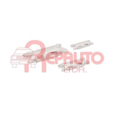 CLIPS DE MOLDURA TECHO (KIT) 077.P0034 (15 UNIDADES) FIAT PALIO 96/11, SIENA 98/11