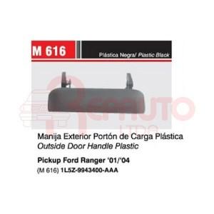 MANIJA EXTERIOR PORTÓN FORD RANGER