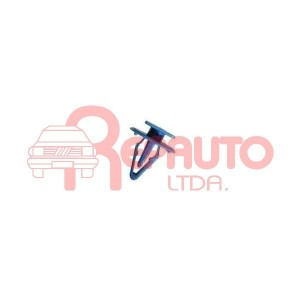 CLIPS DE CARETA HONDA ACCORD (08/12) - CIVIC (12/)