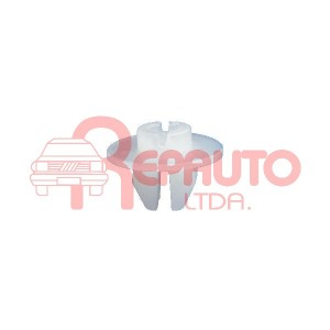 CLIPS MUELITA FIJACIÓN DE SEÑALERO TOYOTA COROLLA (2005/13) - HILUX (07/13)