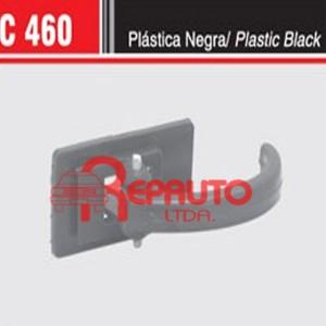 MANIJA INTERIOR DE PUERTA FIAT 124 / 125 / 128 / 147 NG. PLAST