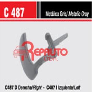 MANIJA INTERIOR DE PUERTA CHEVROLET P.UP SILVERADO 98 D.