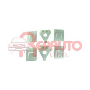 CLIPS DESLIZANTE Y TOPE DE ASIENTO (M. VIEJO) VOLKSWAGEN GOL / PARATI / SANTANA
