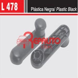 MANIJA LEVANTACRISTAL FIAT PALIO / SIENA NG. PLAST