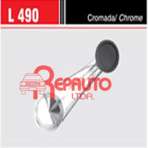 MANIJA LEVANTACRISTAL CHEVETTE / OPEL K-180 CROMADA