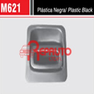MANIJA EXTERIOR PORTÓN PEUGEOT BOXER 06+ CITROEN JUMPER 06+