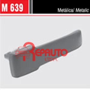 MANIJA EXTERIOR PORTÓN RENAULT TRAFIC TRAS. METAL