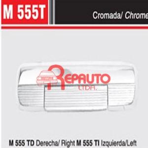 MANIJA EXTERIOR PUERTA FIAT 128 / 147 CR. TRAS. DER.