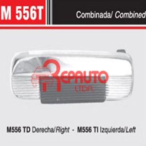 MANIJA EXTERIOR PUERTA FIAT 128CL / 147 COMBI. TRAS. DER.
