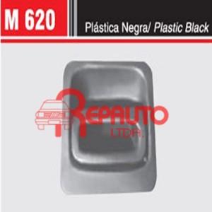 MANIJA EXTERIOR PUERTA FIAT DUCATO 06+ DEL. DER E IZQ